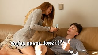 "Telling my girlfriend ""I'm a virgin"" BACKFIRES!!"
