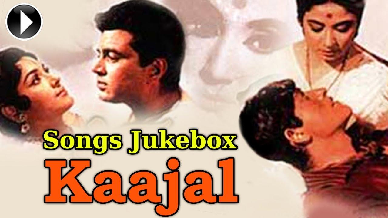 Download Kaajal Hindi Movie Jukebox | Meena Kumari - Raaj Kumar - Dharmendra