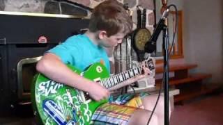 "Reg plays ""Steam Whistle Brewery"" indie guitar"