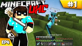 Minecraft UHC #1: EP4 - Never Give Up (Finale) Thumbnail