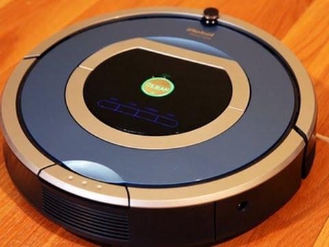 First Look Irobot Roomba 790 Youtube