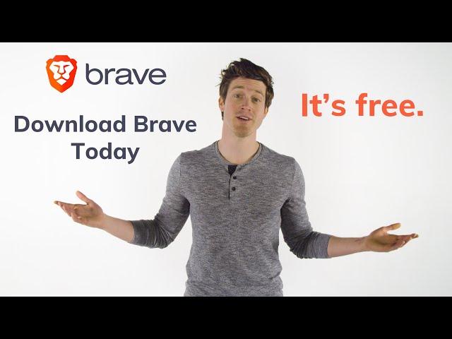 No More Pre-Roll Ads - Brave