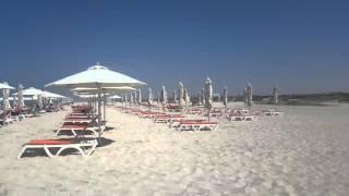 Beach in Dubai Abu Dhabi 2019,  Saadiyat Public Beach on Saadiyat island Abu Dhabi