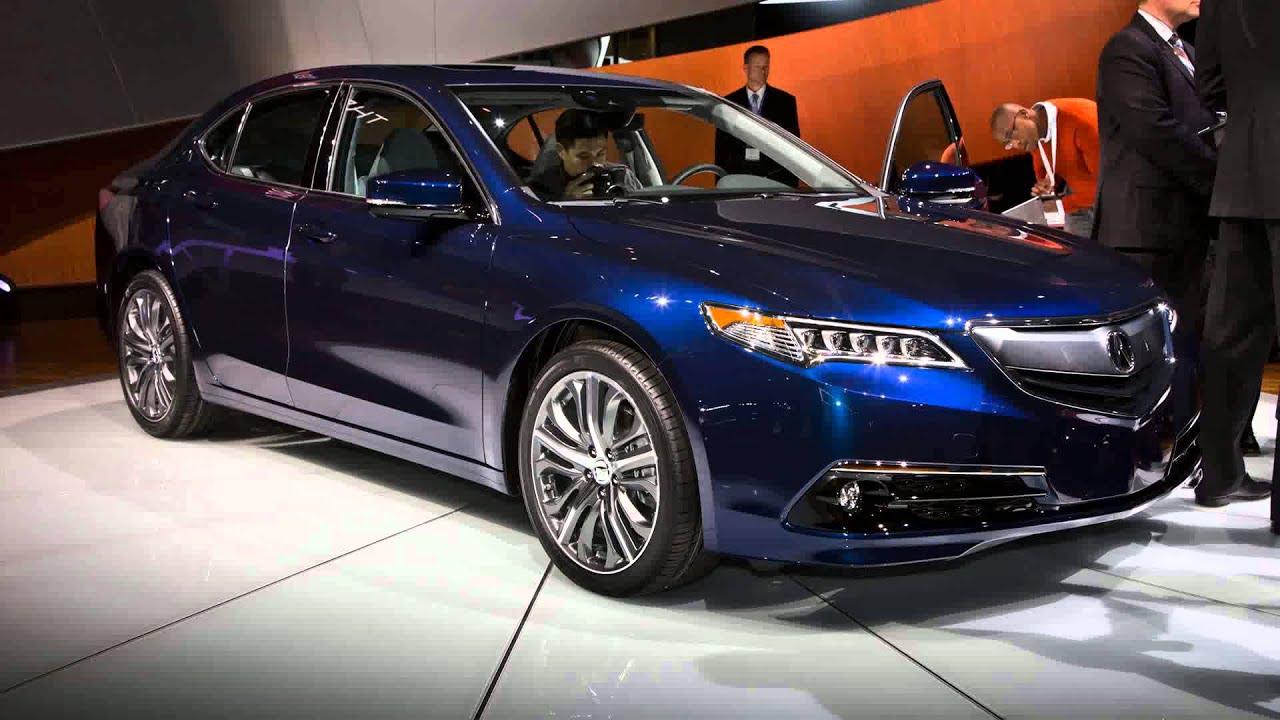 Acura 2015 Model Acura Tlx Exerior
