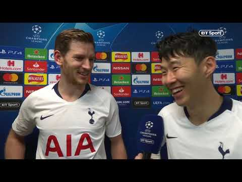 """I feel sorry I didn't run to him!"" Heung-min Son and Jan Vertonghen react to Spurs 3-0 Dortmund Mp3"