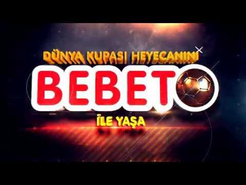 Dünya kupası heyecanını Bebeto ile yaşa (Yumuşak Şeker)