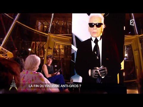"""Hapsatou Sy à propos de Karl Lagerfeld : """"Il a été odieux"""""""