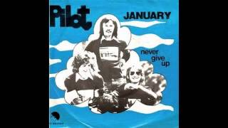 Pilot - Just A Smile, January, Call Me Round