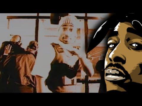 Majesty On Tupac, The Original UNHEARD Version Of 'Holla If Ya Hear Me' & Creation Of Thug Life