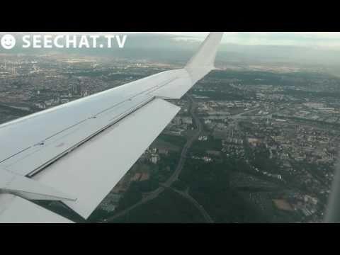 Bodensee Flug: Friedrichshafen - Frankfurt