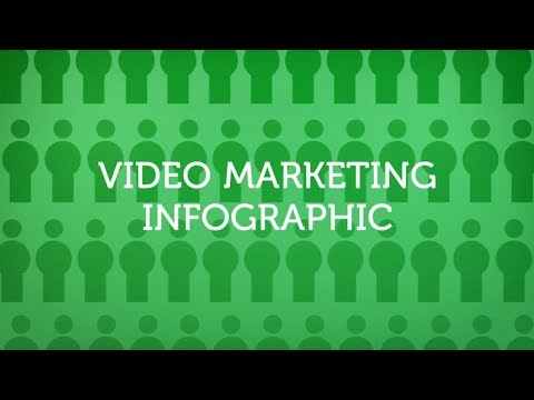 Video Marketing Infographic Video Template (Editable)