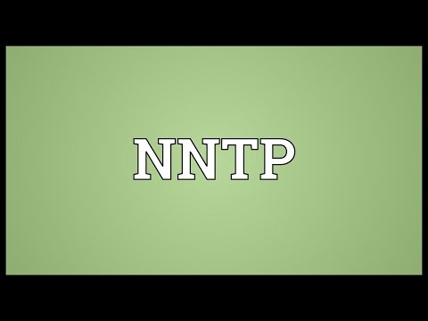 NNTP Meaning