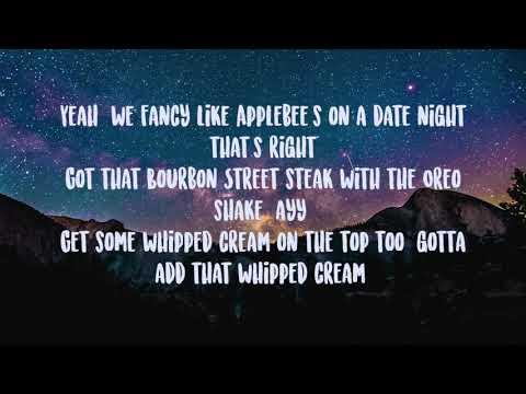 Walker Hayes- Fancy Like Lyrics