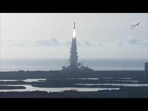 El despegue del cohete de la NASA en el que se encuentra el talento universitario de la UVa
