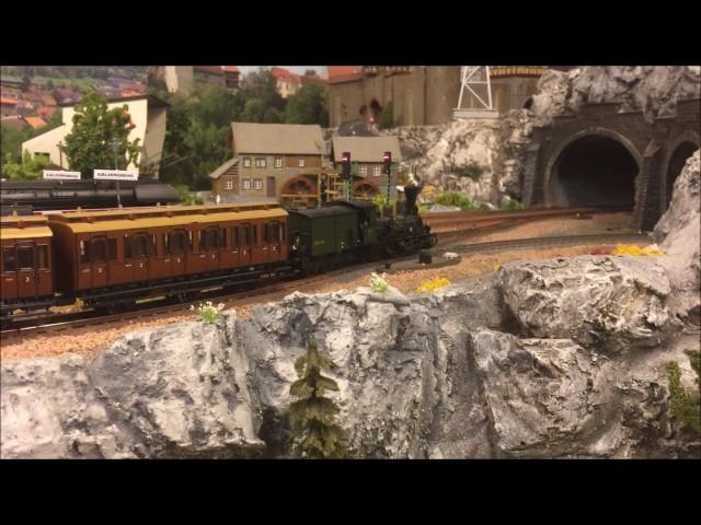 ProRoyal Bavarian State Railroad Klopstock