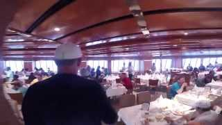 GOPR0103  Carnival Magic Southern Lights morning brunch -Preferred seating