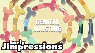 genital jousting human centipeen nsfw