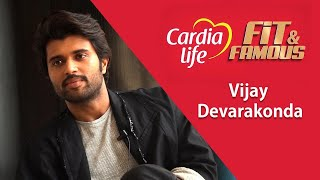 Vijay Deverakonda's advise on Fitness| Avoid Sugar and eat lot of veggies  | Fit and Famous | JFW