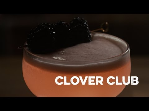 Clover Club | How To Drink