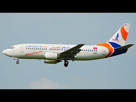 DONCASTER AIRPORT (UK) KARTHAGO AIRLINES (MONASTIR) TUNISIA