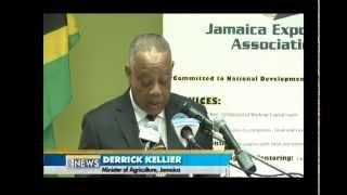 Jamaica Agriculture Minister talks Sector Revitalization | CEEN News | April 1, 2015