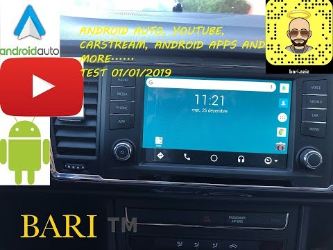 Carstream android auto