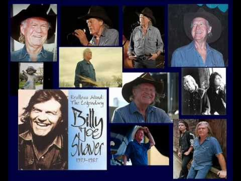 Billy Joe Shaver with Kris Kristofferson ~ No Earthly Good~.wmv