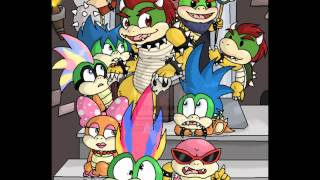 Repeat youtube video koopaling family tribute 2