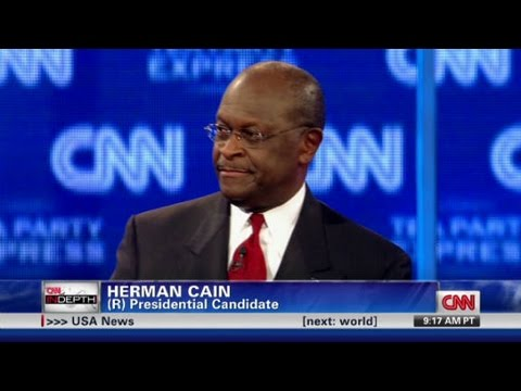 Herman Cain, comedian-in-chief?