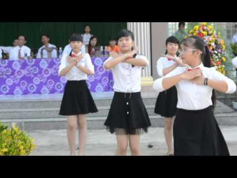 Việt Nam ơi-Dân vũ rửa tay-10a1 THPT Long Thạnh