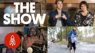 Of Monkeys, Friendship and Following Your Bliss | THE SHOW, Episode 6 thumbnail