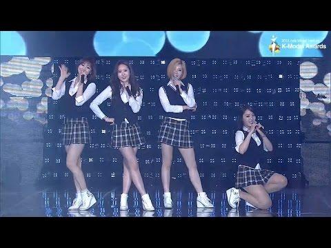 "2015 Asia New Star Model Contest 축하공연 ""걸그룹 K GIRLS"""