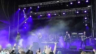 Nocturnal Rites - Never Trust @ Sweden Rock Festival 2018 4K