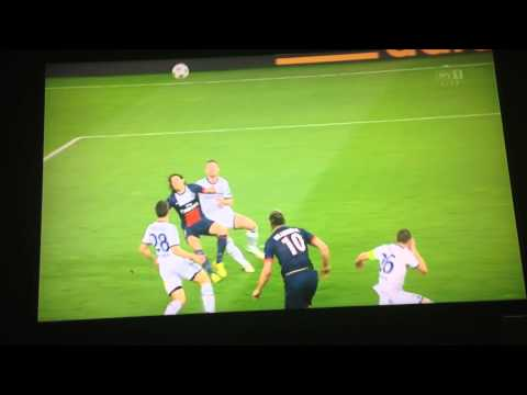 PSG Vs Chelsea Highlights champions league 2014 1st leg