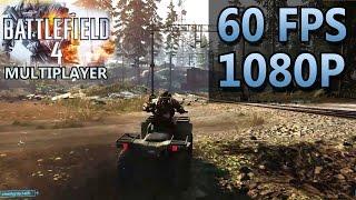 Battlefield 4 Multiplayer | PC Gameplay | 60 FPS | 1080P