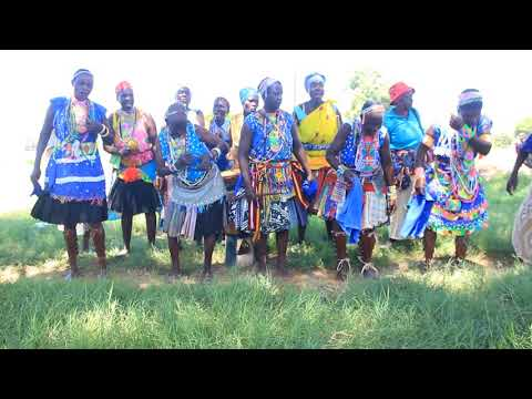 Watch Manyanga, one of Chipinge's cultural dances