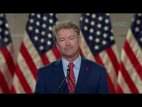 Rand Paul: Trump is the first president in a generation to seek to end war