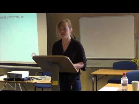 Mooting Demonstration - Open University Law Society - R v Rumbelow