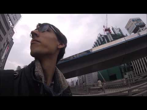 My journal: Arrival Tokyo