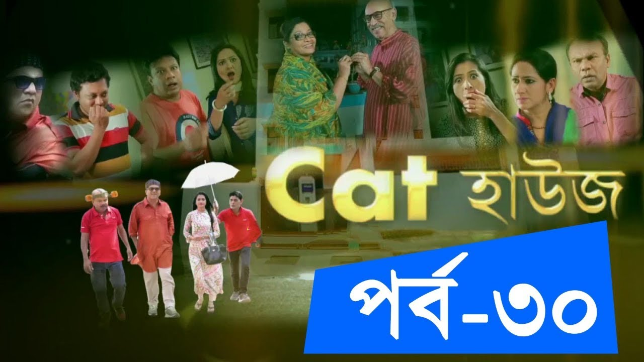 Cat House | EP-30 | Mir Sabbir | Monira Mithu | Nadia Ahmed | Intekhab Dinar | Bangla Natok | Rtv