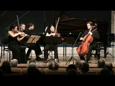 GABRIEL FAURÉ - Piano Quartet | No. 1 in C minor, op. 15