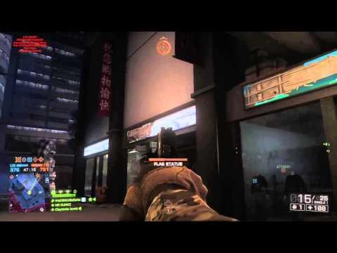 Battlefield 4™ Community Test Environment Infiltration of Shanghai
