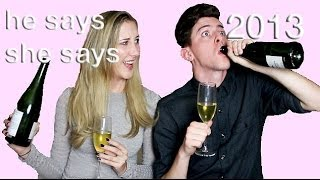 He Says She Says: 2013! Thumbnail