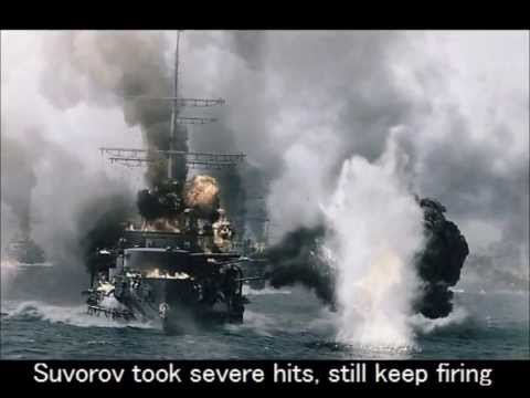 Russo-Japanese War (2) Battle of Tsushima 日本海海戦