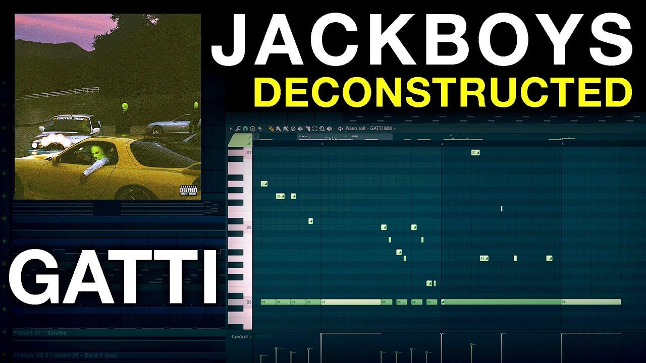 "How ""GATTI"" by JACKBOYS was Made"