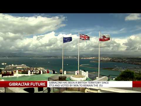 We are entirely aligned with the UK on Brexit, says Gibraltar minister