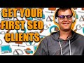 How To Get Your First SEO Clients and Your First $1,000 Doing SEO