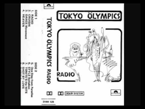 Tokyo Olympics - Heaven (Vinyl Rip) - 1982.flv