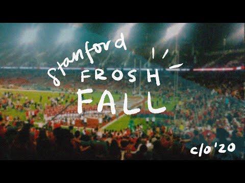My Freshman Fall Quarter (Stanford University)