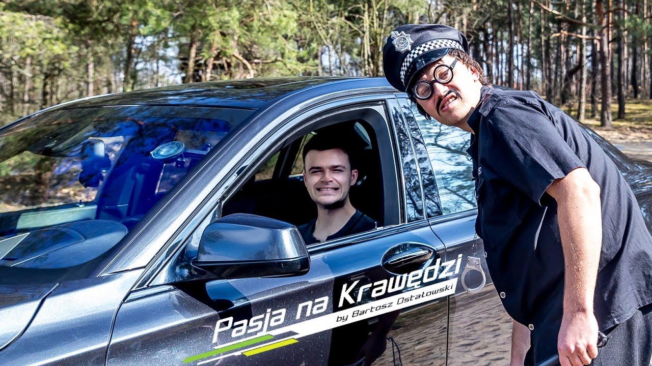 Cyber Marian vs. Transporter w Pasja na Krawędzi by Bartosz Ostałowski